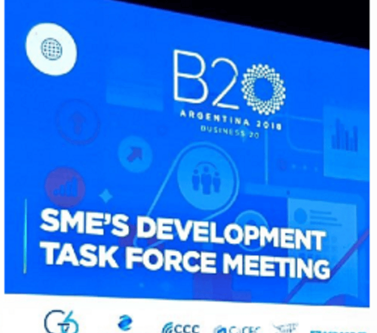 B20 SME´s Development Task Force Meeting