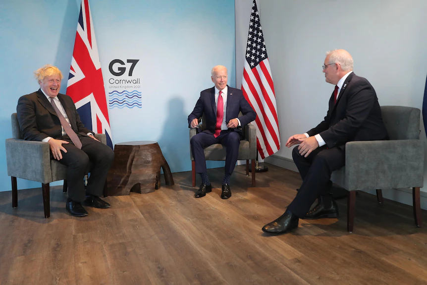 G7 Cornwall sets stage for G20 2021