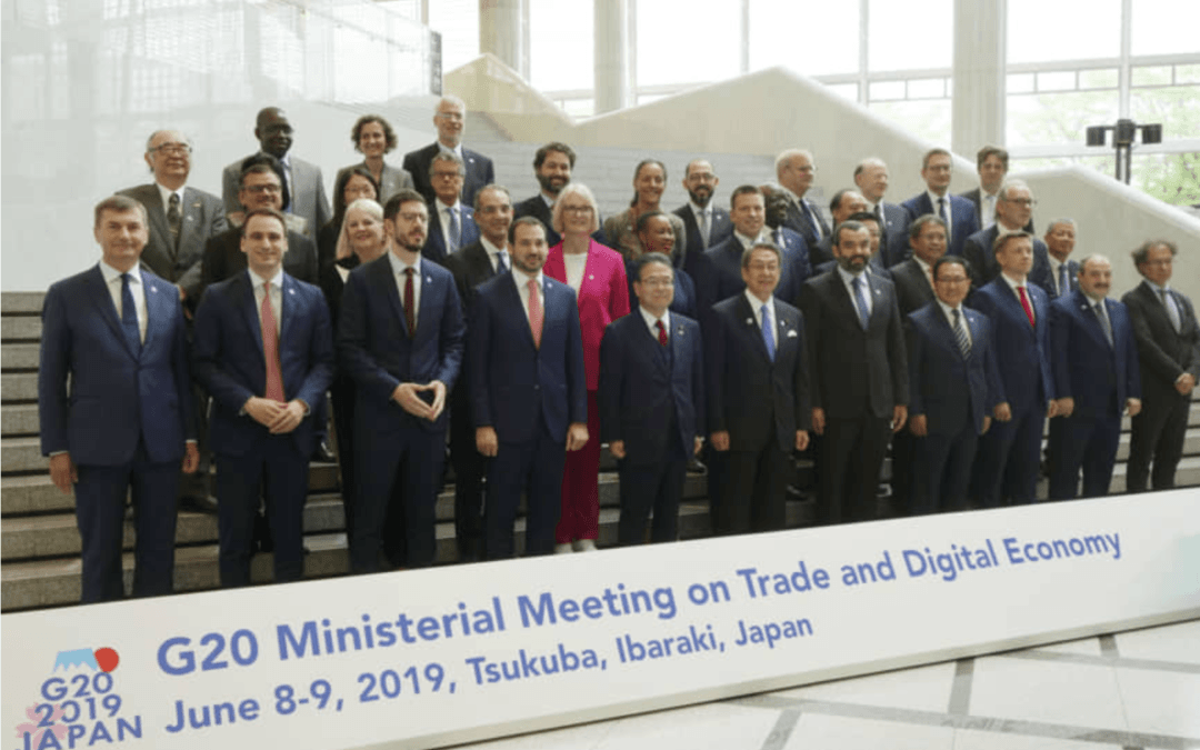 G20 adopted human-centered AI Principles