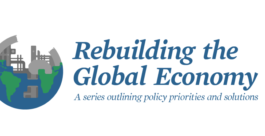 PIIE: REBUILDING THE GLOBAL ECONOMY: PRIORITIES FOR ECONOMIC POLICY